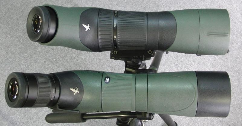 ATX65とATM65の長さ比較