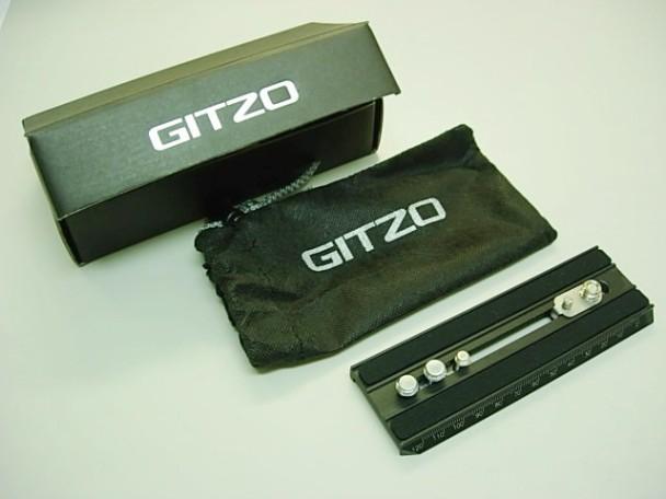 ジッツオGS5370LCパッケージ